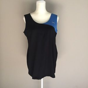 Reebok Motherhood Maternity Tank Top w/Bra Size XL